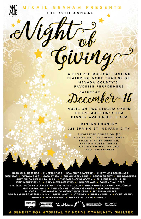 Night Of Giving 2017